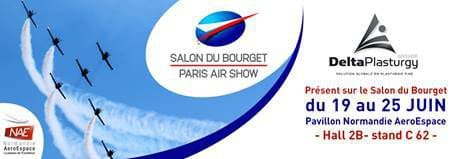 DELTA PLASTURGY TO BE PRESENT AT LE BOURGET 2017